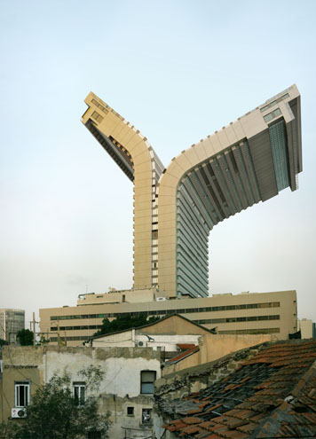 Victor Enrich distorted photography