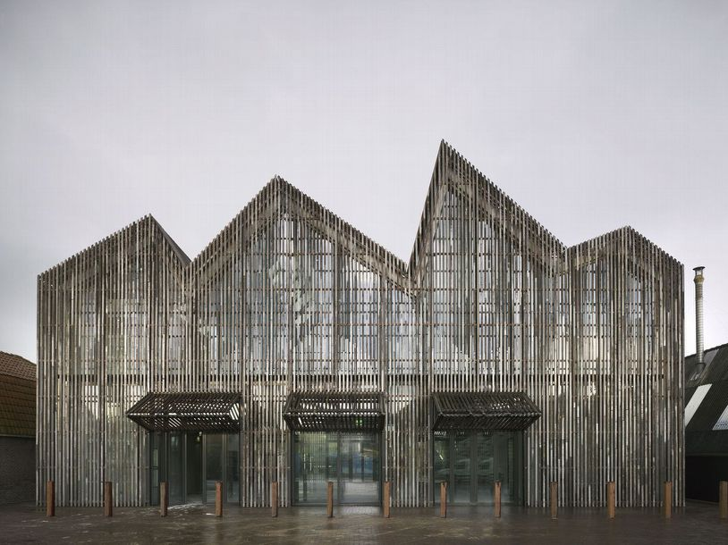 Kaap Skil, Maritime and Beachcombers Museum by Mecanoo Architects