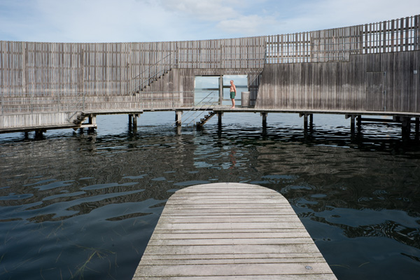 French Film Club: Goodbye First Love and Kastrup Sea Bath by White Architect