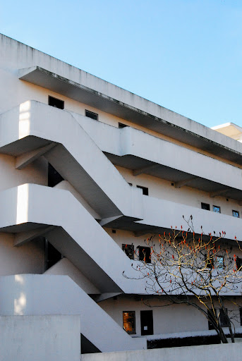 Isokon Flats, Lawn Road, Hampstead