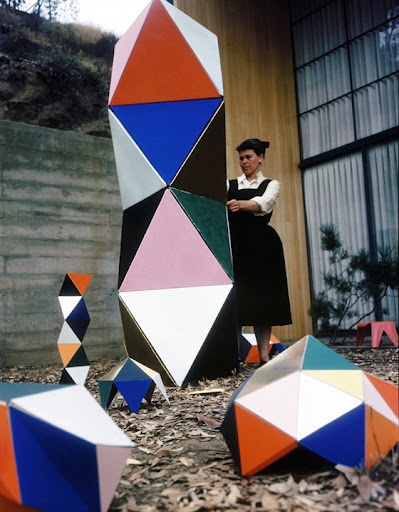 Review of new Eames film on Blueprint magazine website