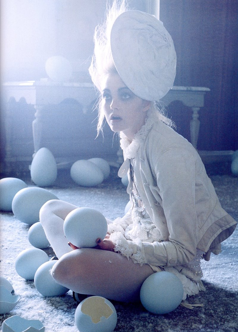 Getting into the Easter mood with Tim Walker