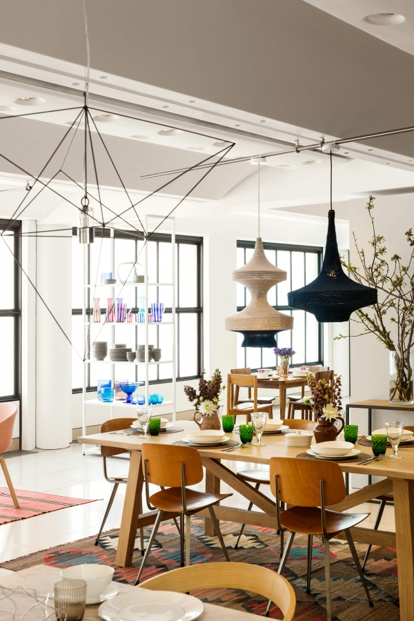the conran shop unveils new look cate st hill. Black Bedroom Furniture Sets. Home Design Ideas