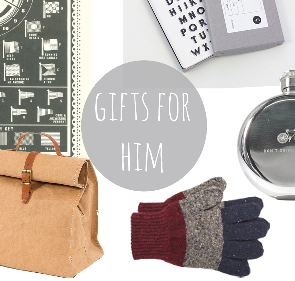 gift guide for him main