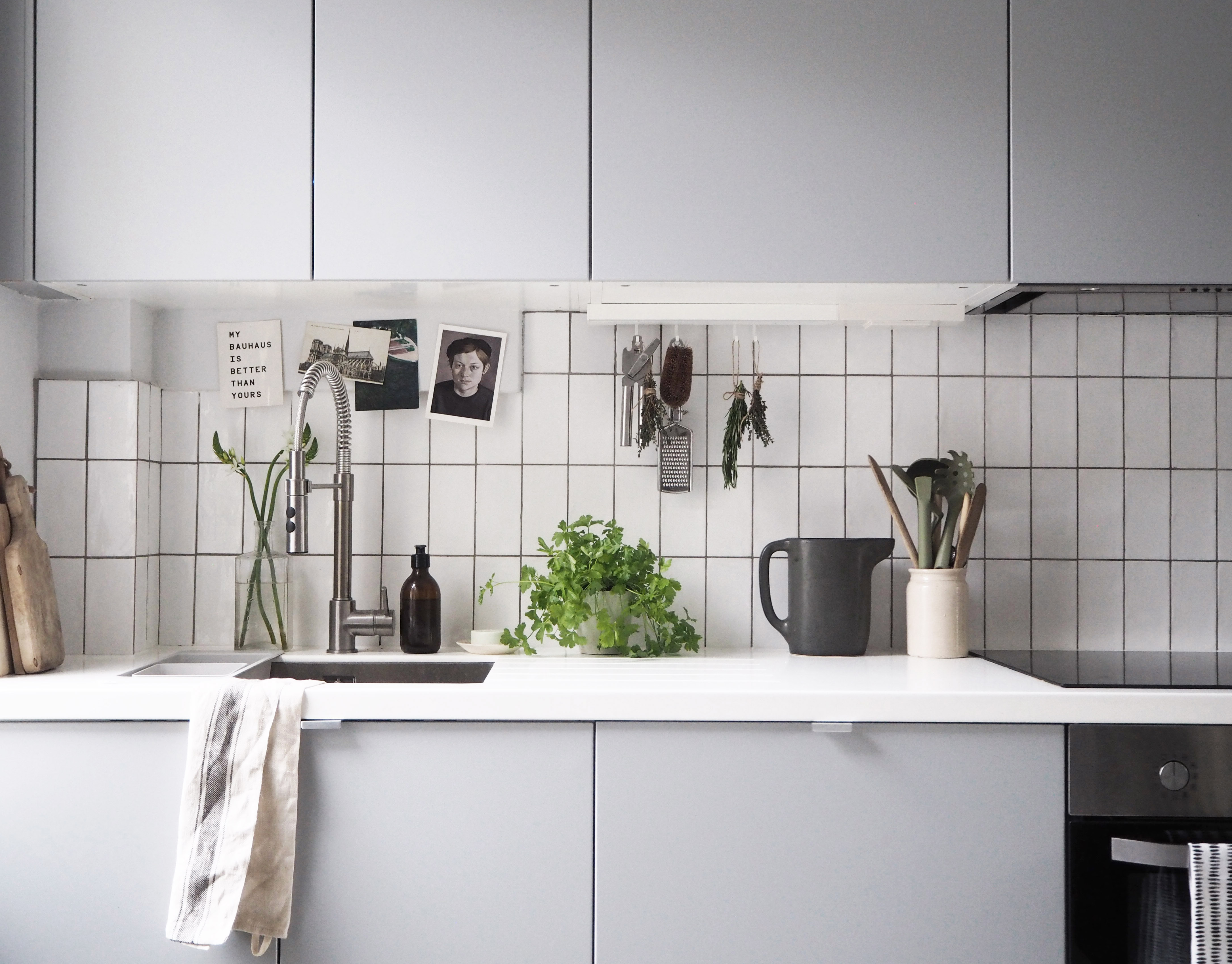 My IKEA kitchen makeover part 2 – small space storage ...