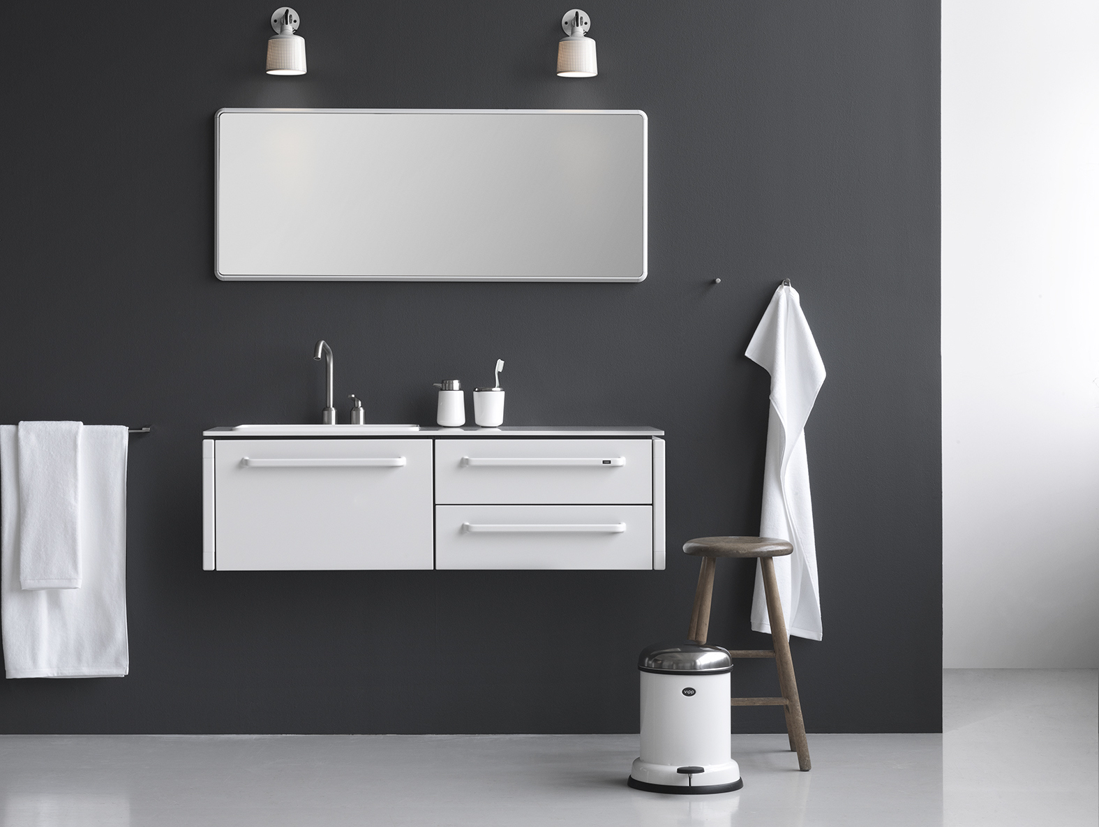 Vipp Bathroom 5 Simple Bathroom Collections For The Design Conscious