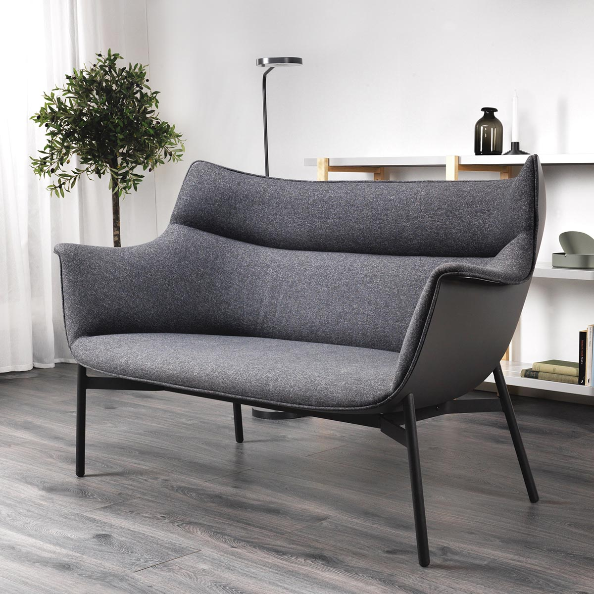 first look ikea x hay ypperlig collection democratic design day grey hay sofa cate st hill. Black Bedroom Furniture Sets. Home Design Ideas